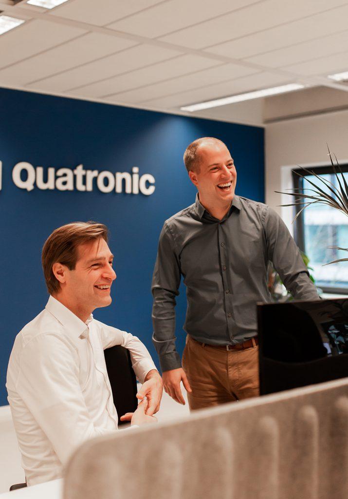 Frank Grooten en Rob van den Broek